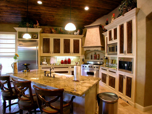 A true dream gourmet kitchen
